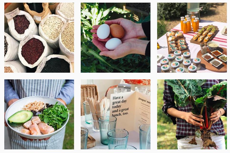 Images du fil d'actualité Instagram restaurant enlagloria. promouvoir restaurant instagram