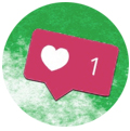 like di instagram Pubblicizzare ristorante Instagram