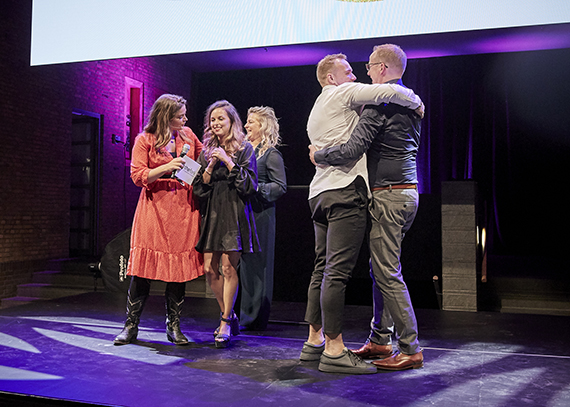 Winnaars TheFork Restaurants Awards