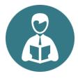 thefork- gestione ristorante- icona grafica del menu lettura ristorante cliente