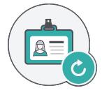 icona file cliente attrarre clienti ristorante newsletter