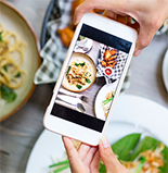 Como o Instagram mudou o marketing de restaurantes