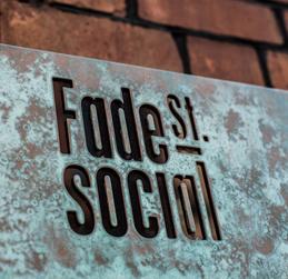 Iens Wifi: geweldige restaurantmarketing Fade st social