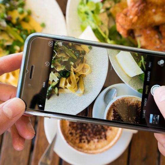 Iens Wifi: geweldige restaurantmarketing