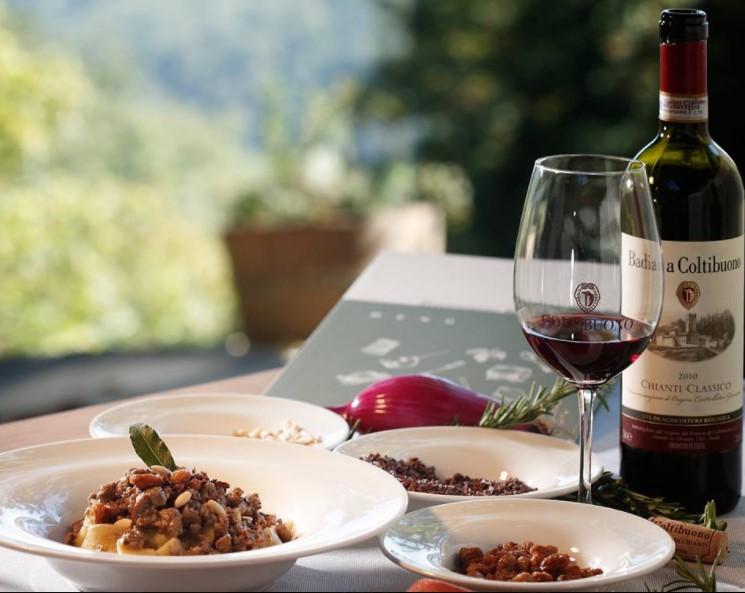 LaFourchette – tourisme gastronomique - Badia a Coltibuono