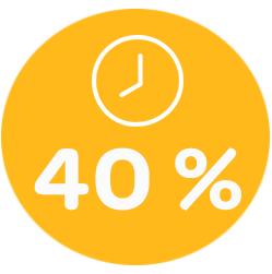 Logiciel de gestion de restaurant: image graphique. Doublez les table représente 40% d'économie de temps dans la gestion des réservations et de la salle. La Fourchette