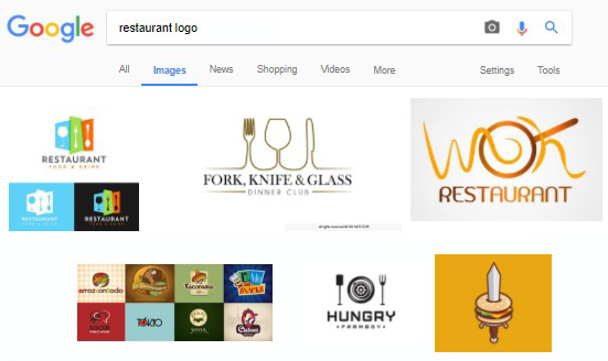 LaFourchette - Marketing pour restaurants - branding - logo -
