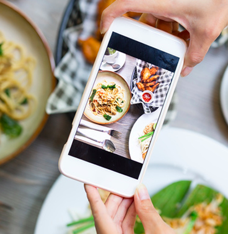 Comment Instagram a transformé le marketing pour restaurants
