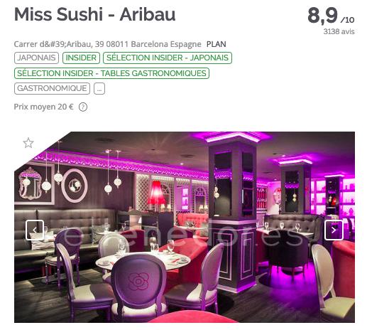 TheFork Comment trouver les meilleurs noms de restaurants