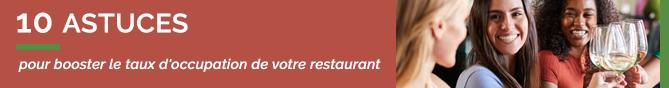 LaFourchette TheFork Taux d'occupation restaurant : comment l'améliorer