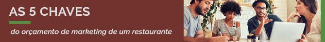 TheFork Os 5 chaves do orçamento de marketing de um restaurante