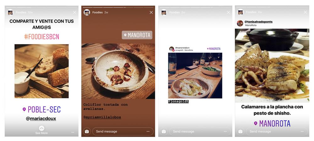 TheFork 7 sätt att använda Instagram Stories på i marknadsföring för restaurangbranschen