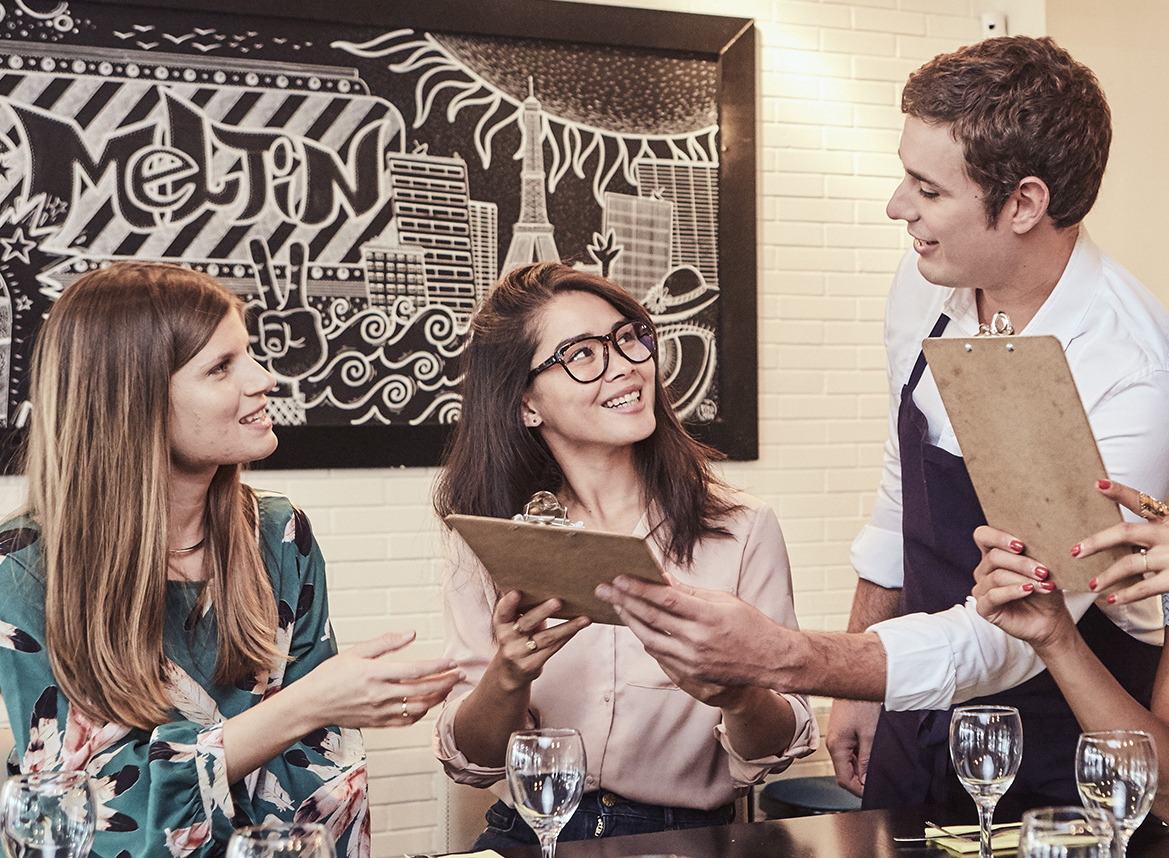 TheFork I 3 pilastri di un ristorante di successo