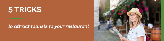 TheFork Attract tourists restaurant