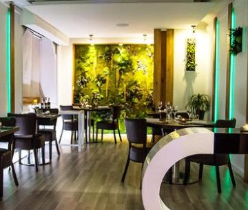 TheFork Ekologiska restauranger locka kunder