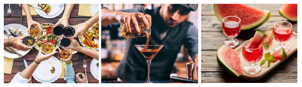 TheFork Descubra os cocktails coquetéis mais refrescantes do verão de 2019