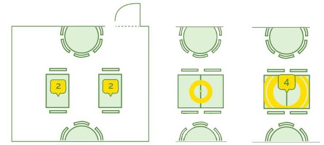 TheFork Software para restaurantes - Otimize a ocupação de seu salão com um plano digital