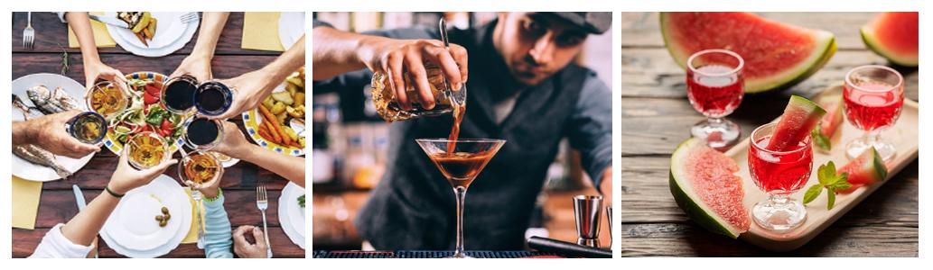 TheFork summer's most refreshing cocktails