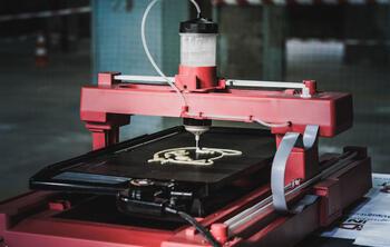 imprimante 3D alimentaire