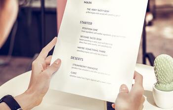 ElTenedor como traducir menu restaurante al inglés
